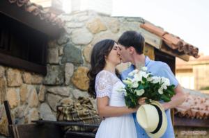 Свадебная фотосъёмка в Созополе