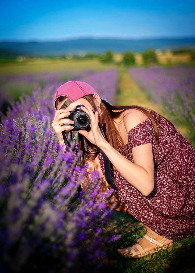Русскоговорящий фотограф